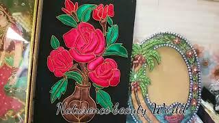 My handmade painting collection ( Hindi )