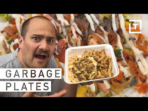 Garbage Plates: Rochester