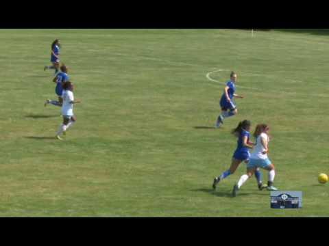 Women's Soccer: Iowa Central vs Iowa Lakes (09/01/2016)