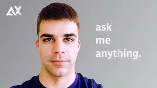 Ask Me Anything: Greg From Apple Explained [LIVE]