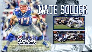 Nate Solder In Action