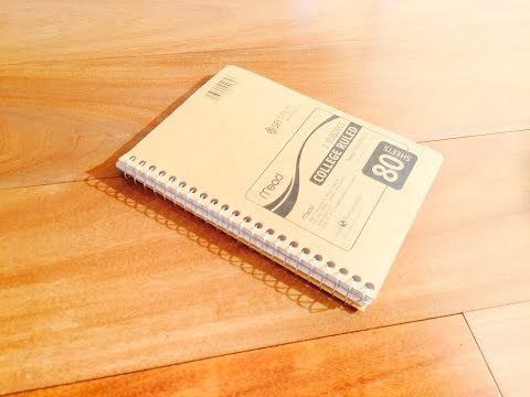 Mead Notebook Review