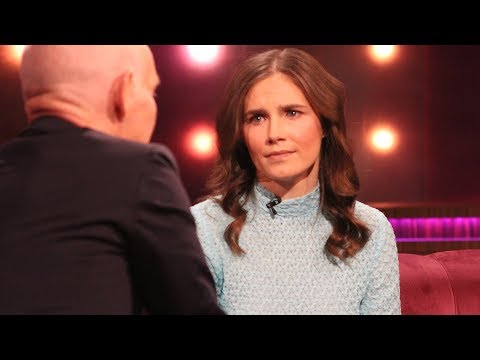 Amanda Knox talks about prison | The Ray D'Arcy Show | RTÉ One