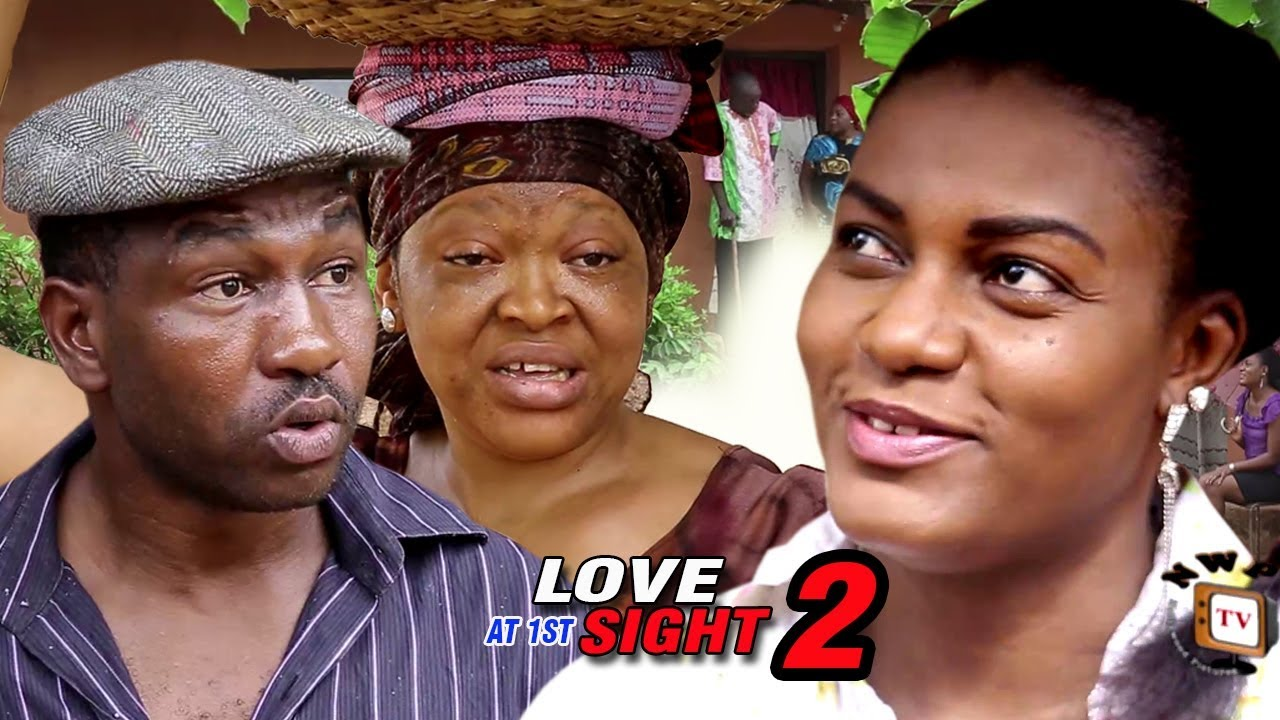 Download Love at first sight 2 Full HD - Queen Nwokoye 2018 Latest Nigerian Nollywood Romance Movie