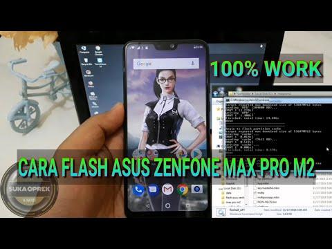 cara-flash-asus-zenfone-max-pro-m2