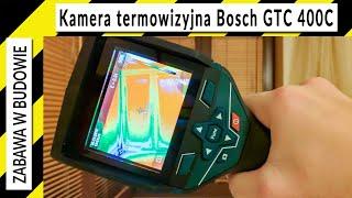 Kamera termowizyjna Bosch GTC 400C