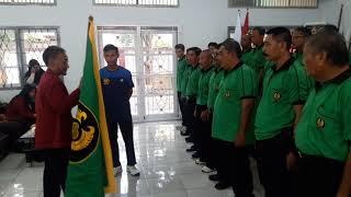 Pelantikan Pengurus PELTI Kota Cirebon Dibawah Komando Abah Ako