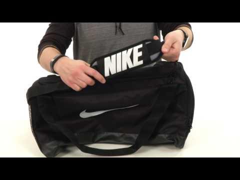 f6fc9975446 Nike Brasilia Medium Duffel Bag SKU:8800599 - YouTube