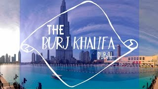 Welcome to Dubai | Best thing to do in Dubai | Burj Khalifa Tea and Sunset