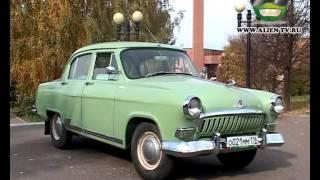Волга ГАЗ-21 и БМВ-1. Телепрограмма Автомобиль. 06.05.12