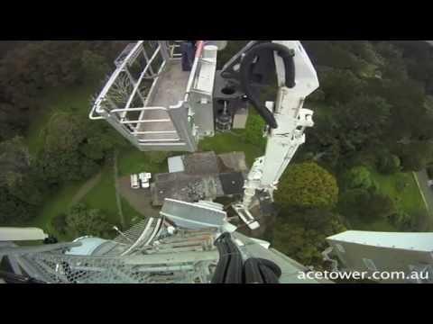Aerial Work Platform Tall Boom Truck Man Lifts