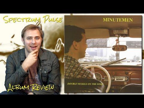 Resonators: Episode 007 - Minutemen - Double Nickels On The Dime - Album Review