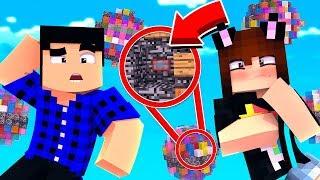 O DESAFIO DAS ESFERAS DE ARCO-ÍRIS! - Minecraft