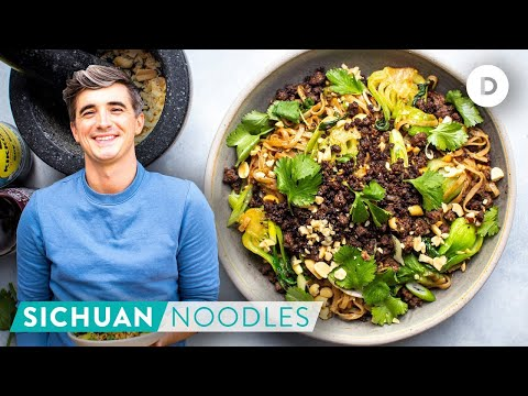 RECIPE: Sichuan LATE NIGHT Noodles!