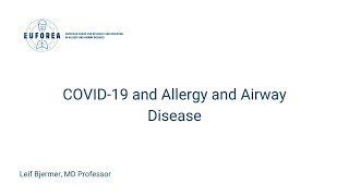 COVID-19 compared to allergic rhinitis and asthma symptoms – how to differentiate