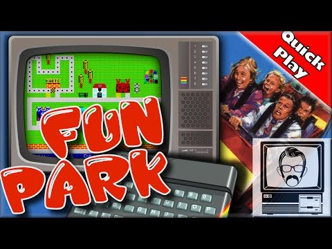 FUN Park ZX Spectrum [Quick Play] | Nostalgia Nerd