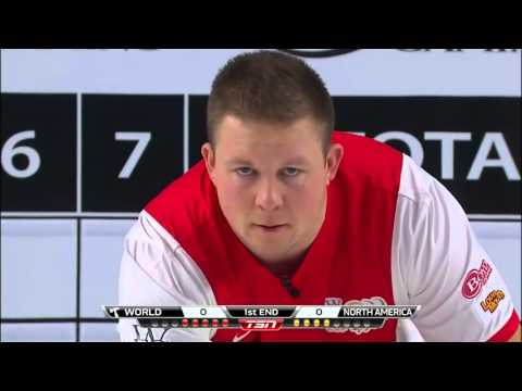 Team World vs. Team North America - Skins (Mixed Teams) - 2016 World Financial Group Continental Cup