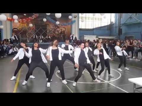 Baile Mixto Alianza Vikingos Liceo Ruiz Tagle 2016