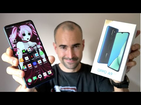 Oppo A9 2020 | Unboxing & Tour