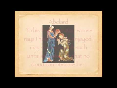 Heloise And Abelard's Lost Love Letters