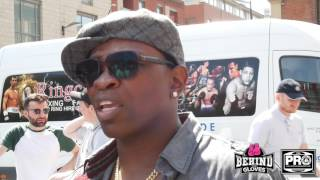 KENNY PORTER RESPONDS TO CRITICISM OF PORTER'S STYLE VS BERTO, DISCUSSES WBC SITUATION
