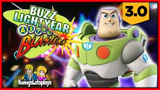 Disney Infinity 3 Toy Box Adventures Buzz Lightyear Astro Blasters