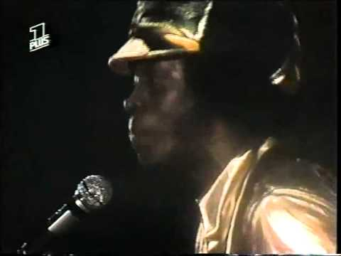 Johnny Guitar Watson - Gangster Of Love - Live 1975