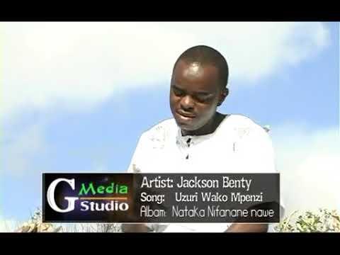 Download Jackson Benty-UZURI WAKO MPENZI
