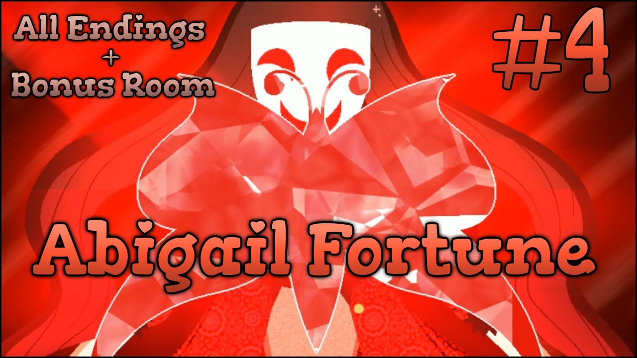Successful haist all endings abigail fortune rpg maker part successful haist all endings abigail fortune rpg maker part 4 finale flare lets play publicscrutiny Gallery