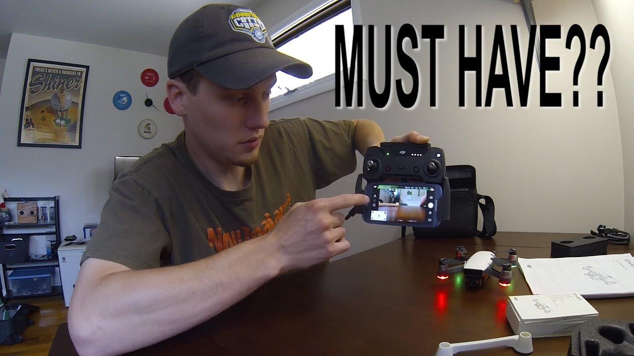 4 Dji Spark Unknown Hacks For Easier Flying Youtube