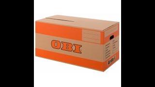 Affordable Umzugsvlog Wie Packt Man Einen With Karton 120x60x60 Bauhaus