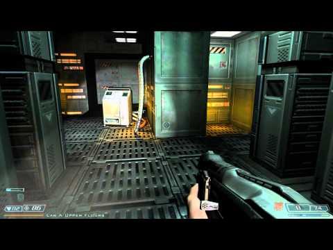 Doom 3: BFG Walkthrough: Part 8