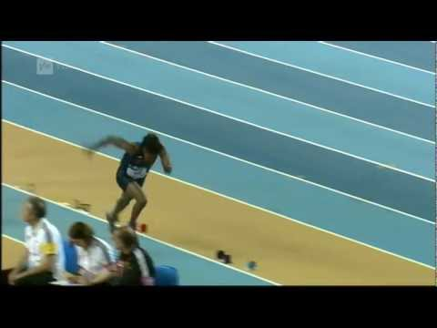 Long Jump - Brittney Reese - 7.23m indoor