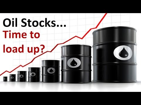 Oil Stocks: Is It Time Yet To Load Up On Stocks In The Oil Sector?