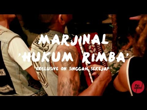 Marjinal | Hukum Rimba (live on Singgah Sekejap, Part 2/2)