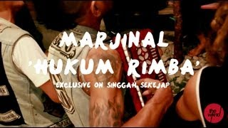 Video Marjinal | Hukum Rimba (live on Singgah Sekejap, Part 2/2) download MP3, 3GP, MP4, WEBM, AVI, FLV Desember 2017