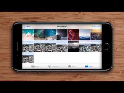 Tutorial: IPhone-Bildbearbeitung