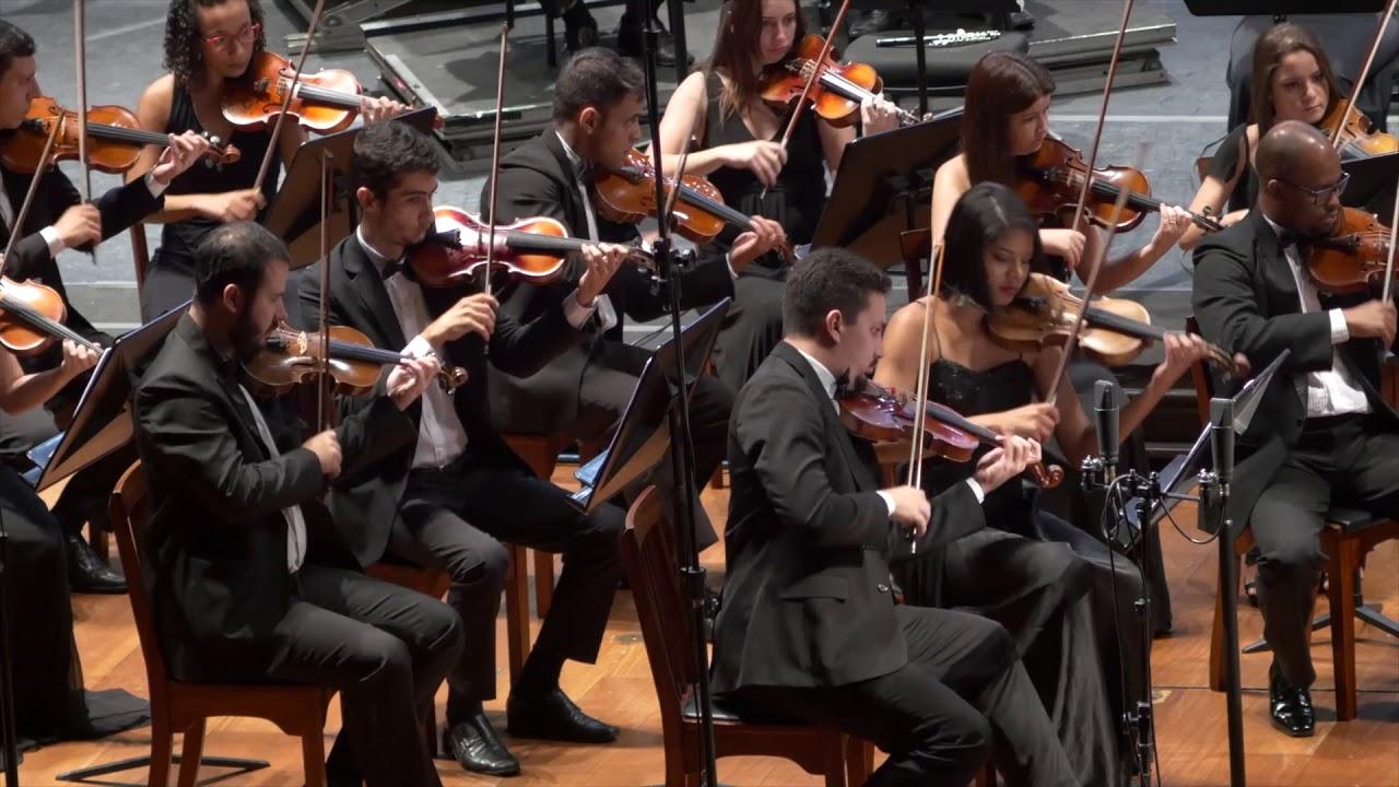 Orquestra Sinfônica de Barra Mansa-Brahms Symphony nº2 IV-Allegro con spirito