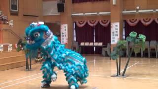 學界獅藝觀摩邀請賽2016 - 佛教何南金中學A隊
