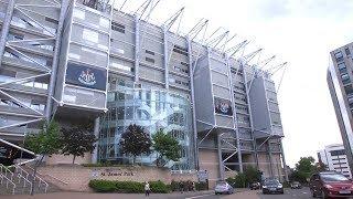 Newcastle United39;s St James39; Park Stadium