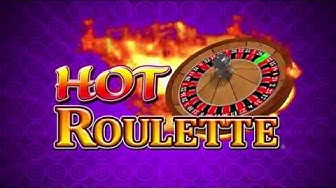 Hot Roulette® Wolf Run® Video Slots by IGT - Game Play Video