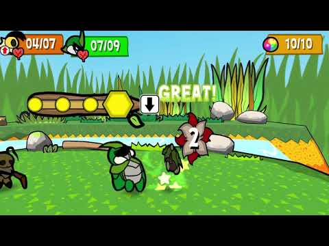 Bug Fables The Everlasting Sapling Gameplay (PC Game).