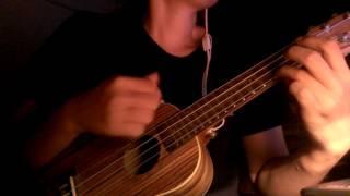 Lạc nhau có phải muôn đời - Phạm Triết - cover ukulele
