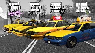 В Какой из игр GTA таксисту платят больше