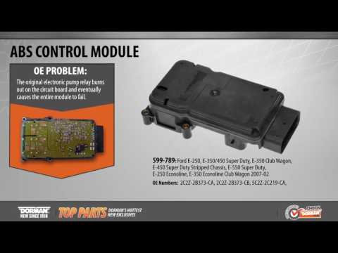 ABS Control Module | 599-789 | Remanufactured ABS Control
