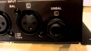 ISE 2015: Denon Professional Presents DN-202WT Wireless Audio Transmitter