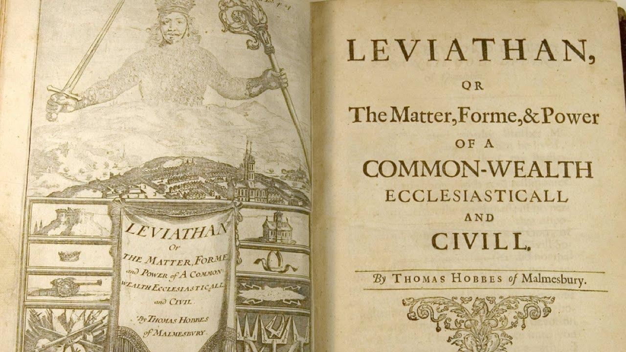 Hobbes y El leviatán, pt. 2/2 - YouTube