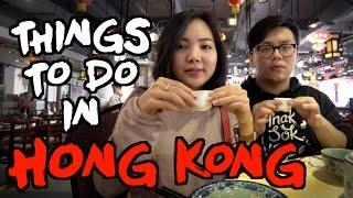 17 HAL HARUS DILAKUKAN di HONG KONG