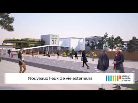 Votre aéroport Marseille Provence se transforme