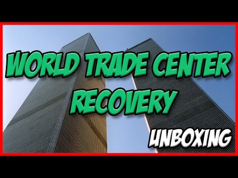 Silver Coin Recovered from the World Trade Center | Silver Bullion Unboxing & Review
